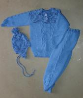mønstr. nr. 210 blå